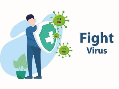 Corona Virus bekämpfen