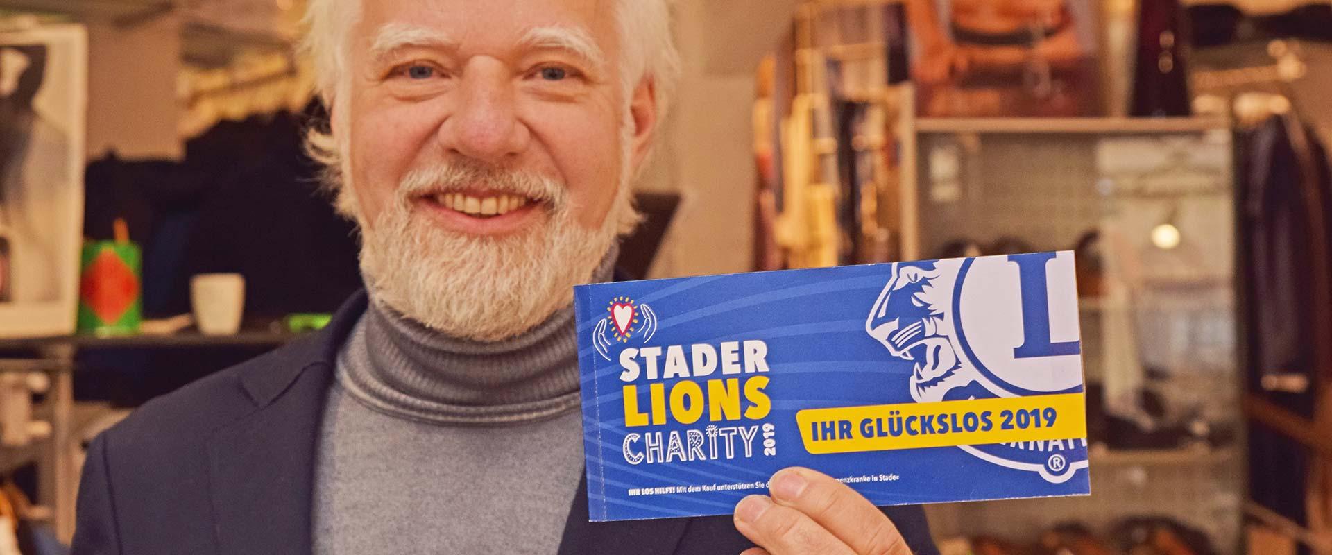 Lions Charity für Demenzkranke gestartet