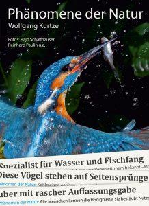 Phänomene der Natur- Sachbuch Titelseite